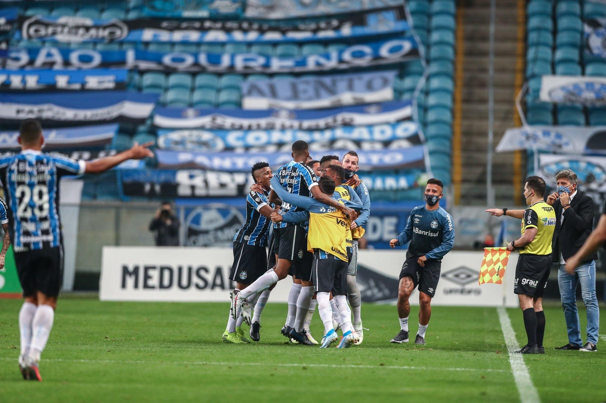 Grêmio é o campeão gaúcho de 2020