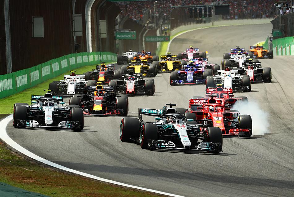 Prefeitura de São Paulo renova contrato com Fórmula 1 até 2025