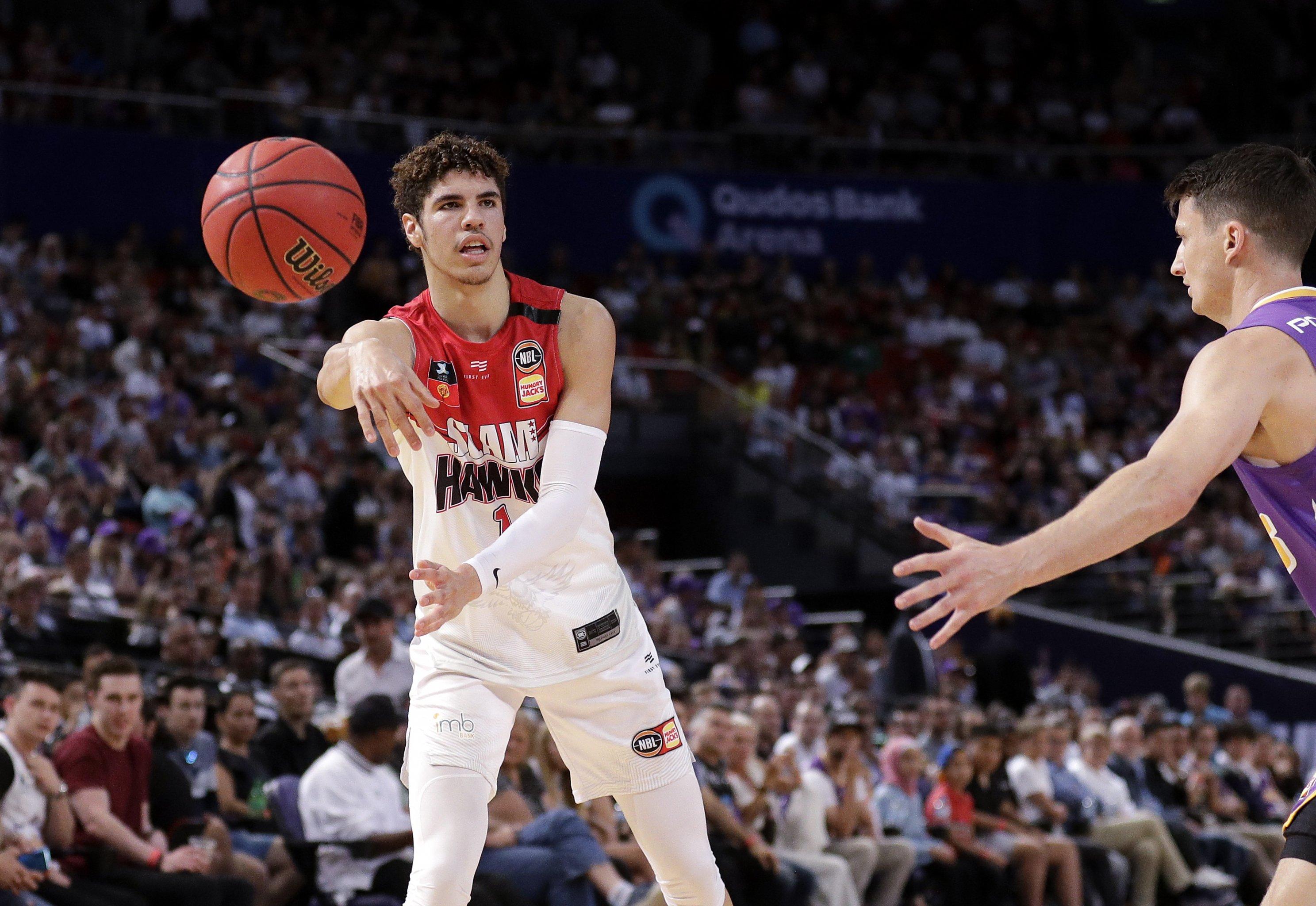 Conheça LaMelo Ball, o nome mais mencionado no NBA Draft