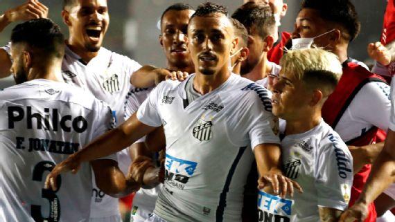 Santos derrota Boca Juniors e vai para final da Libertadores